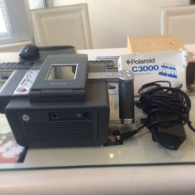Polaroid Digital Mini Portrait Camera
