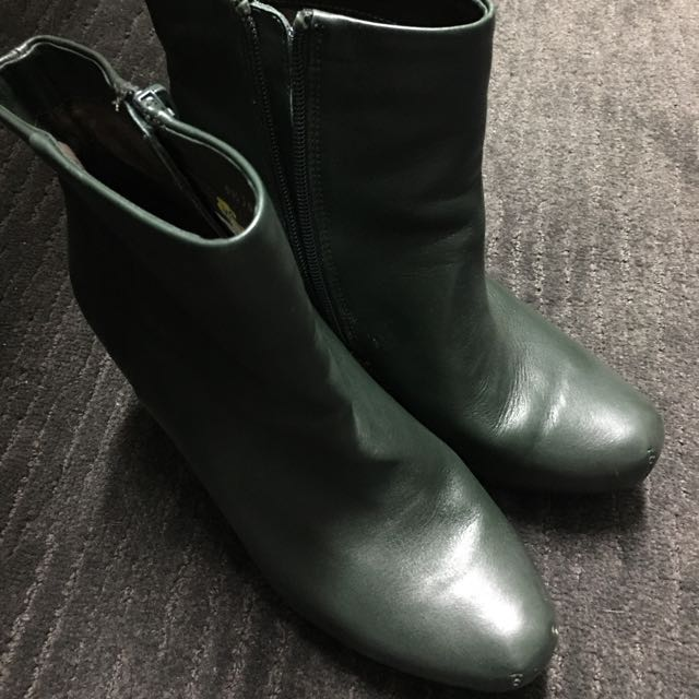 Real Leather Ladies Boot