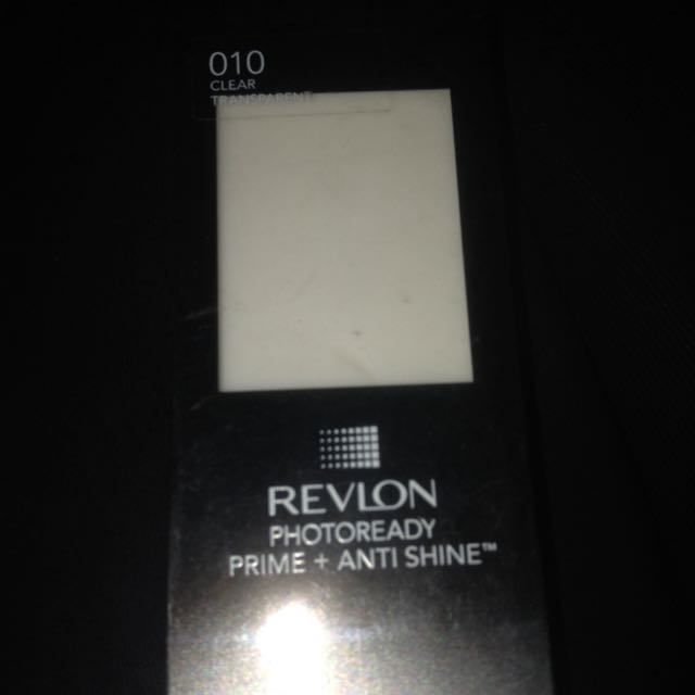 Revlon Photoready: Prime And Antishine Primer