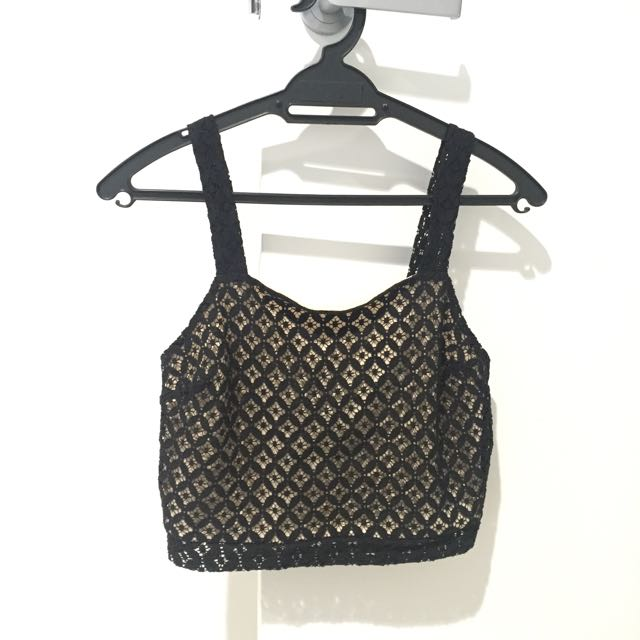 TOPSHOP crop top
