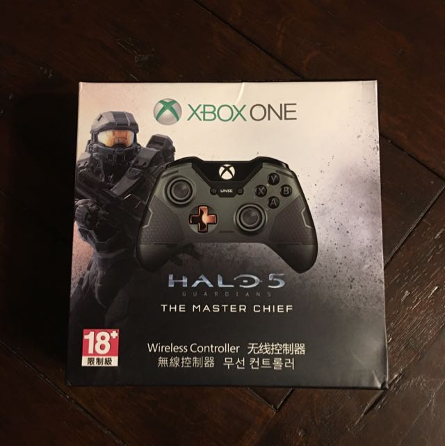 Xbox One Halo 5 Master Chief Controller