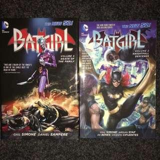 Batgirl New 52! Volume 2 & 3