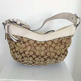 Beautiful Versatile Coach Purse