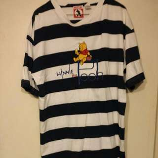 RESERVED Oversized Winnie The Pooh Shirt