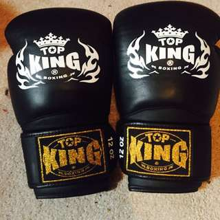 Top King Boxing Glove