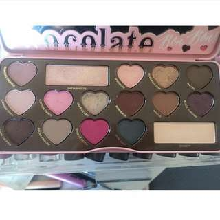 NEW PRICE Too Faced Chocolate Bon Bons Palette 100% Authentic