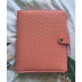 Kikki.k Perforated Leather Planner