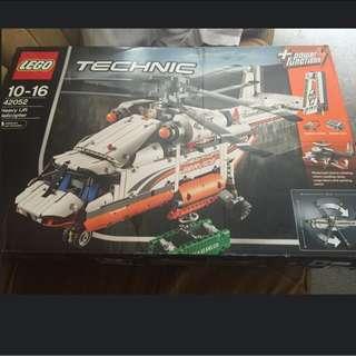 Lego Technic - Heavy Lift Service