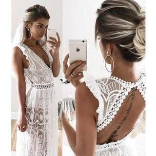 Penny Lace dress