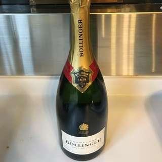 champagne bollinger special cuvee 香檳