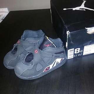 Nike Jordan Retro 8's