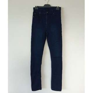 WORN ONCE - Cheap Monday Second Skin Jeans