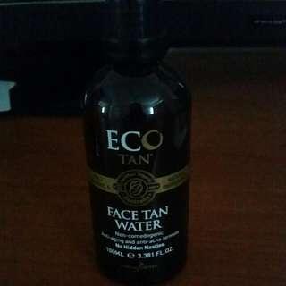 Ecotan Face Water