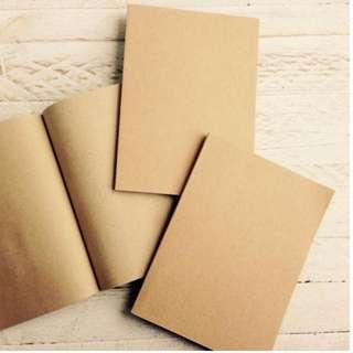 Customized Craft Notebook