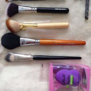 High Quality Make Up Brushes
