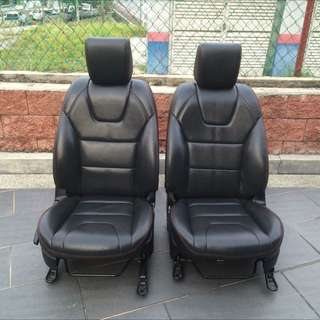 Custom Leather Seats For Mazda 2 (DE)