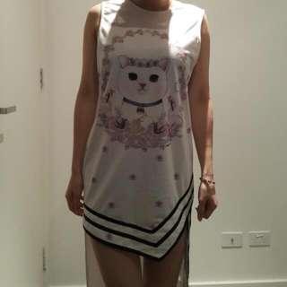 Inspired Tsumori Chisato Dress