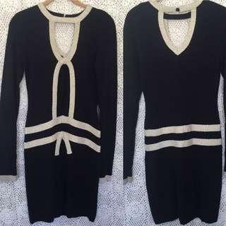 Sass & Bide Knit Dress