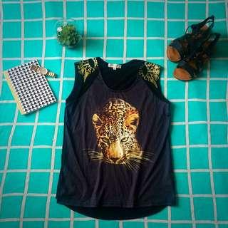 🎀Valleygirl - Tiger Shirt