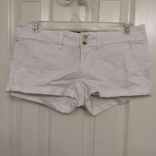 American Eagle | White Shorts