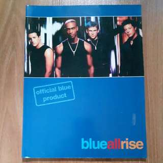 [IMPORTED] Official Blue Product  Blue All Rise