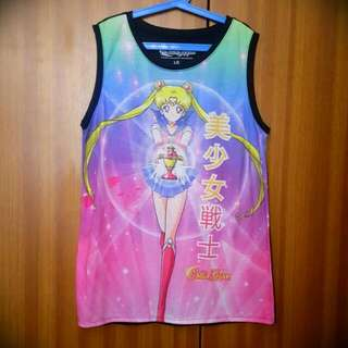 SAILOR MOON HARAJUKU TOP
