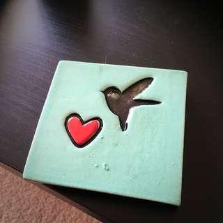 Hummingbird Tile