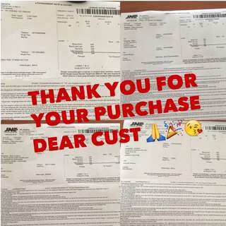 Thank you dear cust, happy shopping 🎉