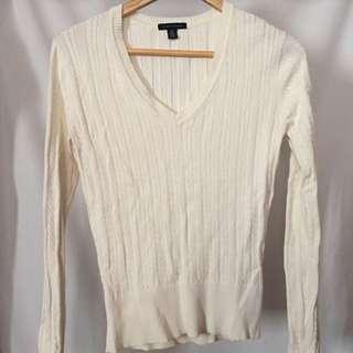 TOMMY HILFIGER Cream Knit