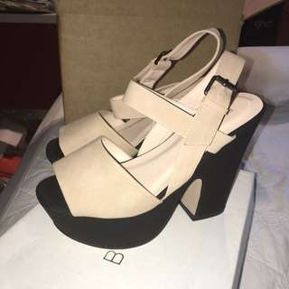 Billini Heels Size 7