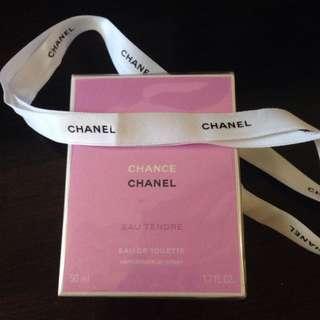 Chanel Chance Perfume Eau De Toilette 50mL Brand New In Box!