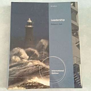 Leadership (5th Edition) by Daft