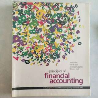 Principles of Financial Accounting (20th Edition, 2013)