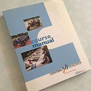 Driving Manual (for BTT and FTT)