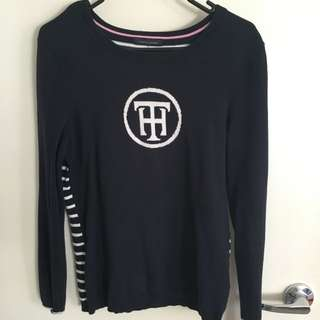 tommy hilfiger Navy Blue Jumper