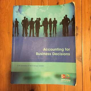 Accounting For Business 1