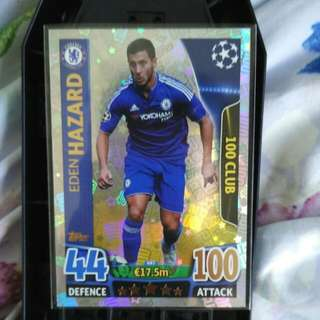 Match Attax Champions Leagues 15 16