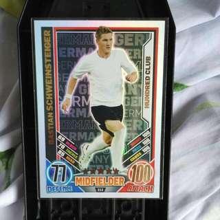 Match Attax England 2012