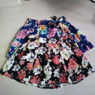 Preloved Skirt With Inner