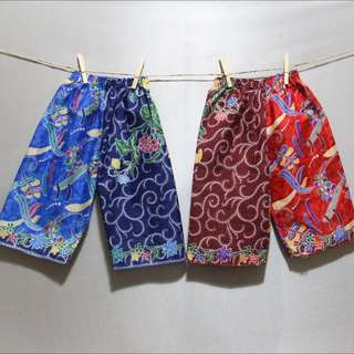 BatikPants for Kids