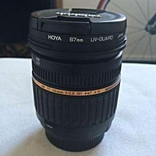 Tamron 17-50mm F2.8 Nikon Mount (non-VC)