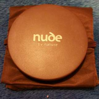Nude By Nature Pressed Mineral Cover (Light)