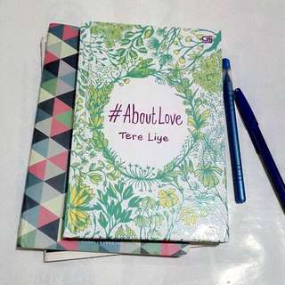 #AboutLove - Tere Liye