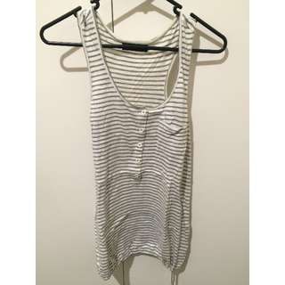 Jay Jays - Stripped Singlet