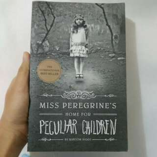 ORIGINAL/NOT BASED ON MOVIE Miss Peregrine's Home For Peculiar Children