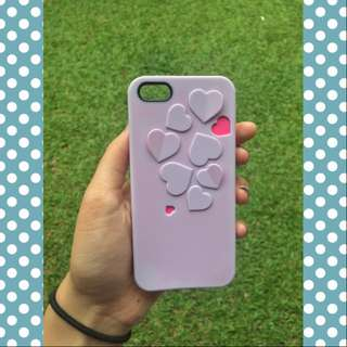 Baby Purple Iphone 5/5s Case