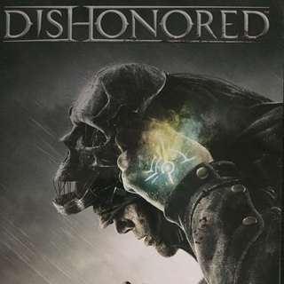 Dishonored Limited Edition Game And Tin Ps3