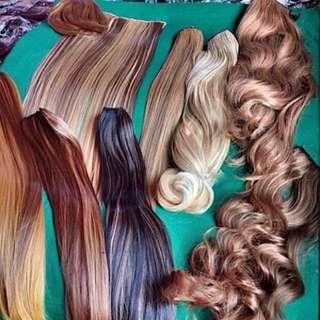 Class A hair extensions