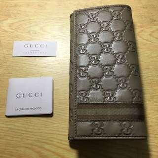 Gucci長夾