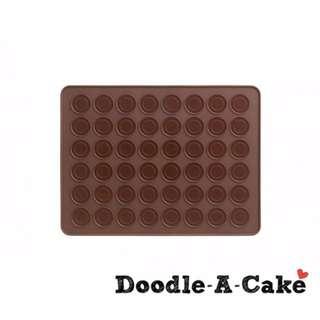 48 Piece Macaron Baking Mat